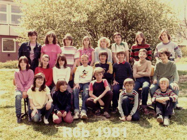 1981 Klasse R6b