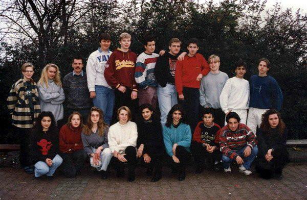 1994 Klasse R9a  & Herr Schmidt