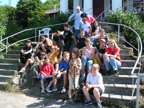 2004 Klasse R6b & Frau Baumann