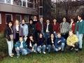 1991 Klasse R8b & Herr Schmidt