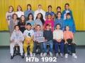 1992 Klasse H7b